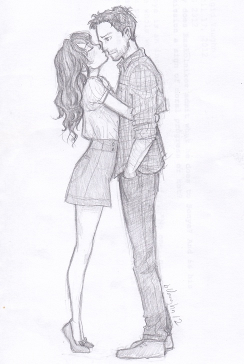 Good Simple Romantic Pencil Drawings Tutorials Romantic Paintings Search Result At Paintingvalley Pictures
