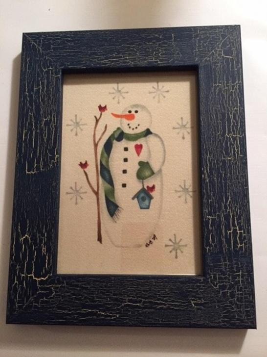 Good Theorem Painting Supplies Tutorials Theorem Painting - Snowflakes Pics