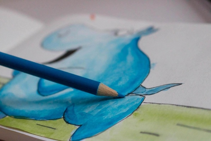 Good Watercolor Pencil Art for Beginners Best Watercolor Pencils That Produce Amazing Results [2019] Pics