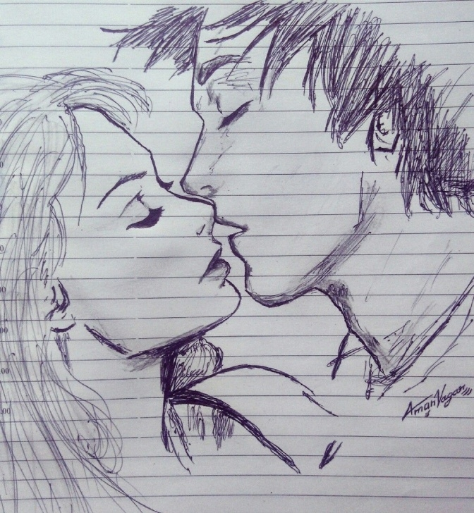 Gorgeous Cute Love Sketches Techniques for Beginners Love Sketch Couple Sketch Romantic Sketch Cute Romantic Sketch Images