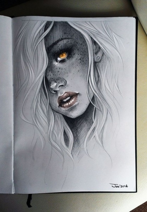 Gorgeous Dark Pencil Drawings Simple Dark Pencil Drawings At Paintingvalley | Explore Collection Of Images