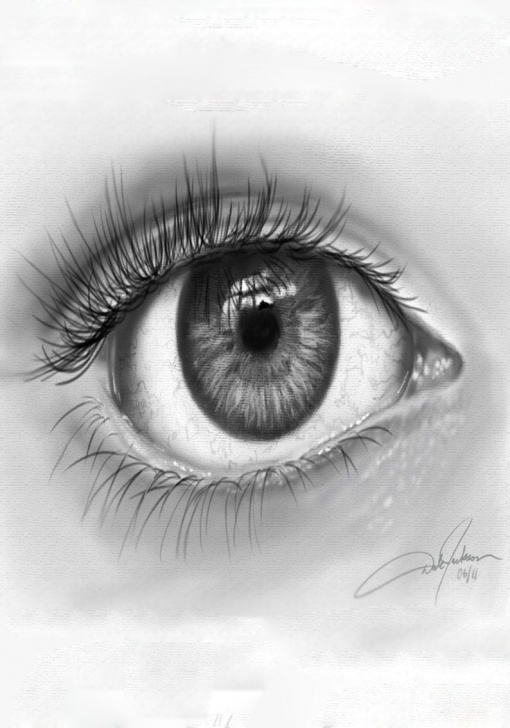 Gorgeous Eye Painting Pencil for Beginners Vedio ------> Digital Eye Painting - Learn How To Draw | Drawing Pics