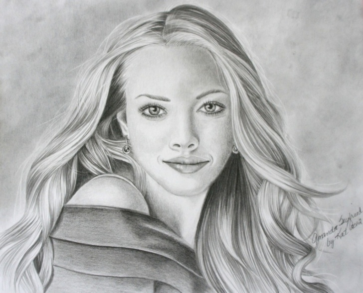 Gorgeous Great Pencil Sketches For Female Free Great Pencil Drawings And Great Pencil Sketches For Female Pencil Image