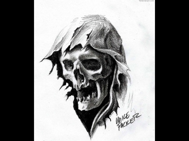 Gorgeous Grim Reaper Drawings In Pencil for Beginners Grim Reaper Pencil Drawings Picture Picture #7713 | Drawing | Grim Photo