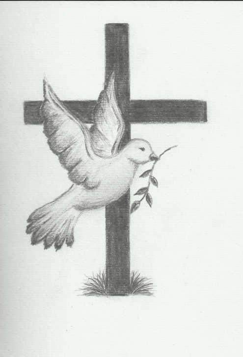 Gorgeous Pencil Drawings Of Jesus On The Cross Step by Step Cross Drawings Images - Google Search | Art | Cross Drawing, Jesus Photos