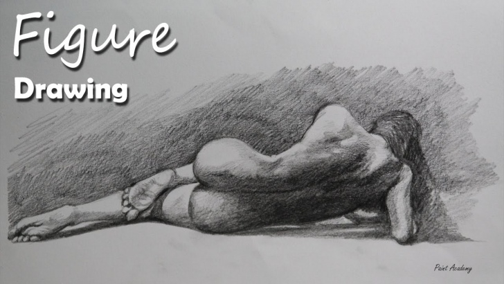 Gorgeous Pencil Figure Drawing Lessons Figure Drawing | Figure Study In Pencil Pic