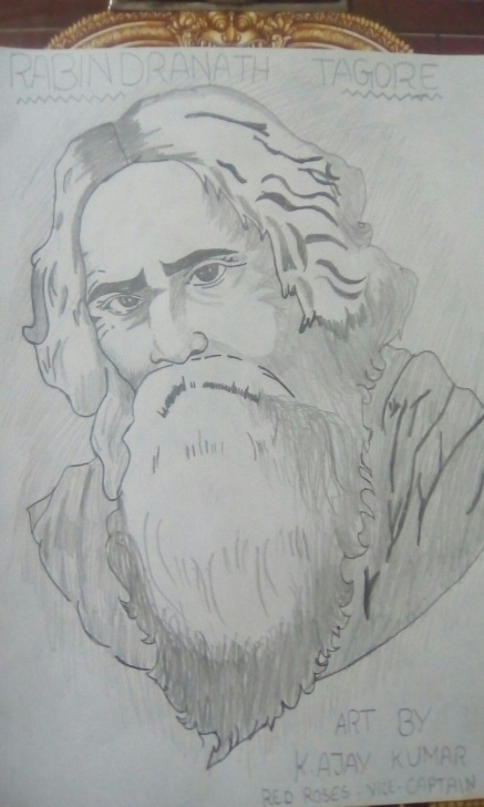 Gorgeous Rabindranath Tagore Pencil Sketch Techniques Pin By K. Laxmi On Rabindranath Tagore Sketch In 2019 | Sketches Photos