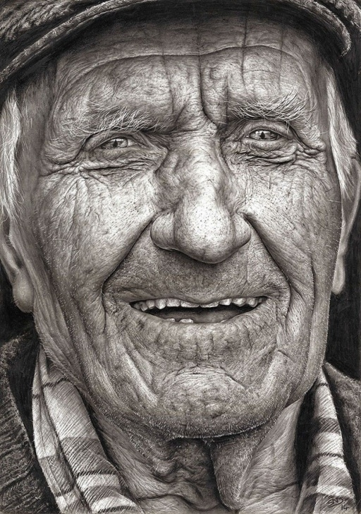 Gorgeous Shania Mcdonagh Artist Courses By 16 Year Old Shania Mcdonagh | Art | Realistic Pencil Drawings Picture