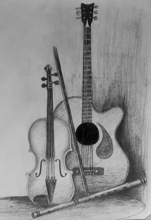 Gorgeous Still Life Drawings In Pencil With Shading Free Still Life Drawing Graphite Pencil Work On Indian Cartridge Paper Images