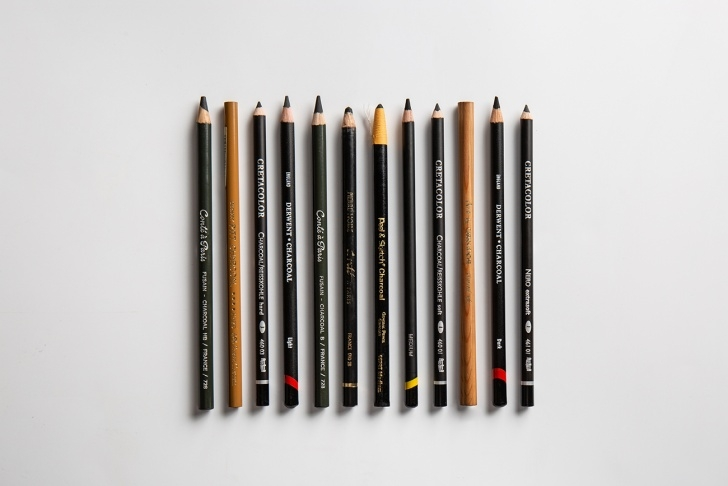 Gorgeous Types Of Graphite Pencils Step by Step The Difference Between Graphite And Charcoal Explained Image