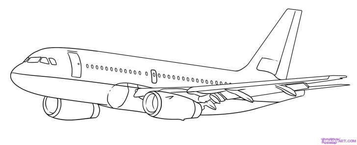 Incredible Airplane Pencil Drawing Simple Airplane Drawing - Google Search | Drawing | Airplane Sketch Image