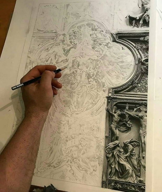 Incredible Amazing Pencil Drawings Lessons Amazing Pencil Drawing - Album On Imgur Pic