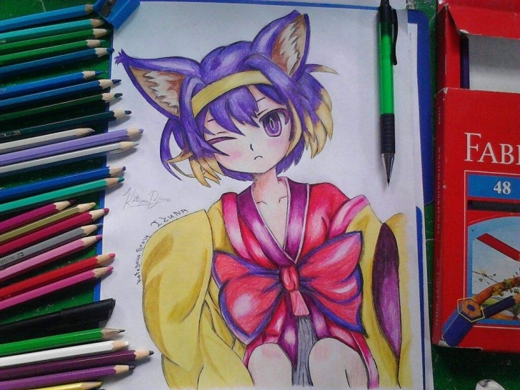 Incredible Anime Colored Pencil for Beginners Tutorial 1: Coloring Tutorial!!! (Colored Pencils) | Anime Amino Picture