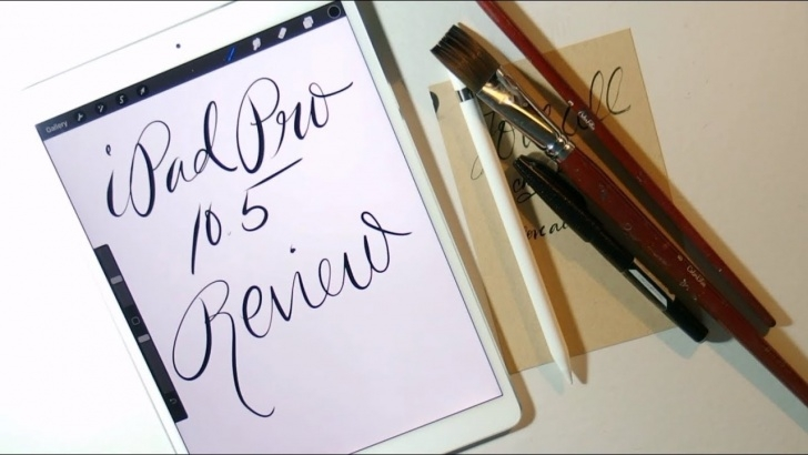 Incredible Apple Pencil Calligraphy Ideas Ipad Pro 10.5 And Apple Pencil Review For Calligraphy, Hand Lettering, And  Painting Pics