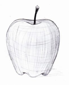 Incredible Apple Pencil Sketch Tutorials Apple Pencil Sketch At Paintingvalley | Explore Collection Of Image