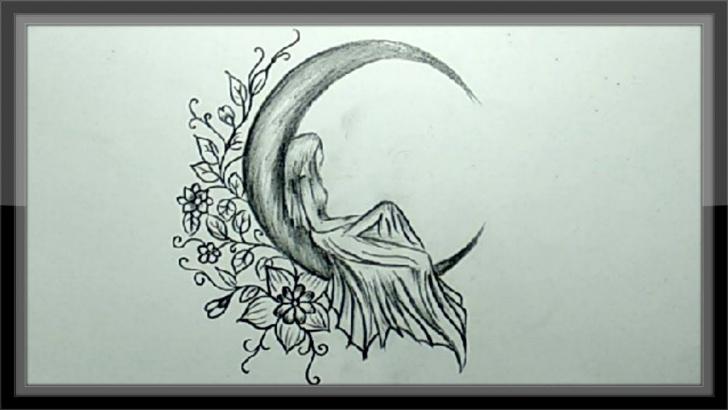 Incredible Beautiful Pencil Drawings Art Free Pencil Drawing A Beautiful Picture Simple And Easy Image