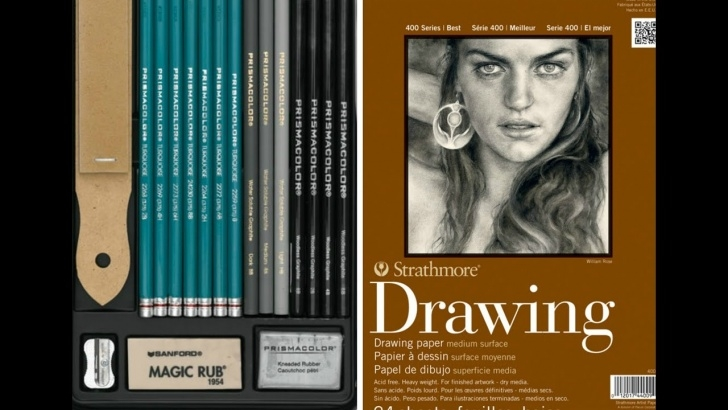 Incredible Best Graphite Artists Free Drawing Materials I Use - Best Graphite Pencils And Papers For Artists Image