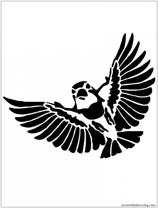 Incredible Bird Carving Patterns Free for Beginners Birds Printable Stencils | Wings | Bird Stencil, Free Stencils Images