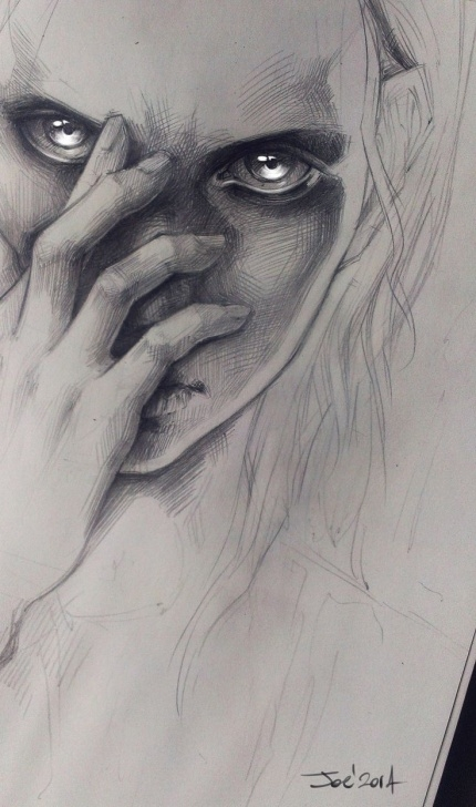 Incredible Black Pencil Drawing Easy Dark Pencil Drawings At Paintingvalley | Explore Collection Of Pic