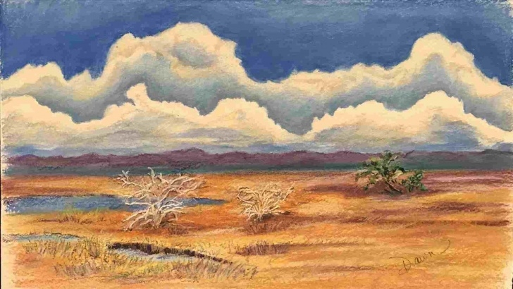 Incredible Drawing Clouds With Colored Pencils Courses How To Draw Clouds With Colored Pencils - Gigantesdescalzos Image