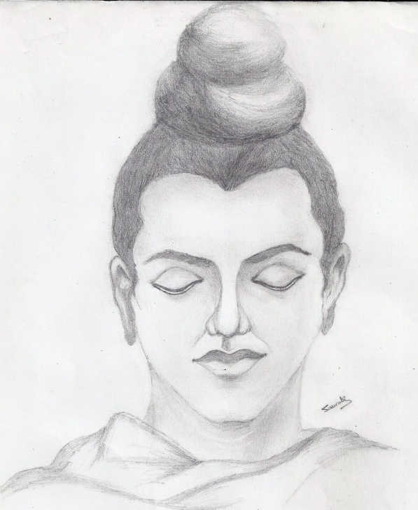 Incredible Gautam Buddha Pencil Sketch Techniques Free Buddha Sketch, Download Free Clip Art, Free Clip Art On Clipart Pictures