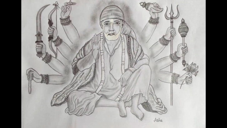 Incredible God Pencil Drawing Tutorials Indian Gods Pencil Drawings Images
