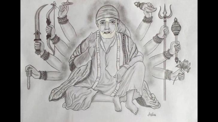 Incredible God Pencil Drawing Tutorials Indian Gods Pencil Drawings Images