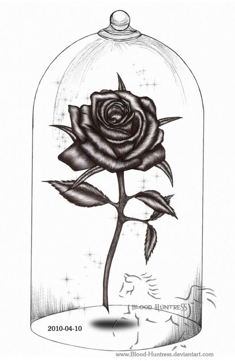 Incredible Gothic Pencil Drawings Lessons Gothic Pencil Drawings Gothic Sketches With Pencil Gothic Rose Picture