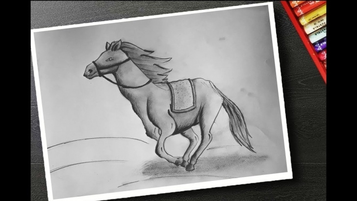 Incredible Horse Pencil Shading for Beginners How To Make A Horse Easy Step By Step | Pencil Shading | Pencil Images