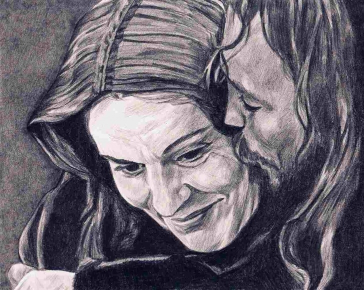 Incredible Jesus Painter Pencil Drawings Free Jesus Face Pencil Drawing At Paintingvalley | Explore Collection Photos