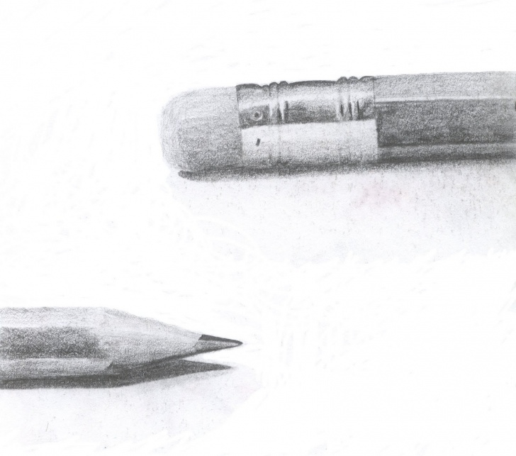 Incredible Pencil Drawing Of Pencil Ideas Sketch Of A Pencil At Paintingvalley | Explore Collection Of Pic