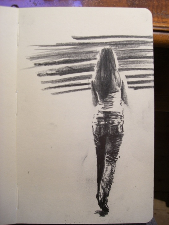Incredible Pencil Drawing Projects Simple Moleskine J #033 Graphite Pencil Drawing | Artwork Paintings In 2019 Picture