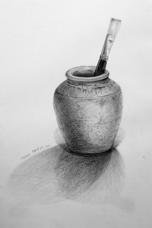 Incredible Pencil Drawings Of Objects Lessons Object Paintings Search Result At Paintingvalley Pics