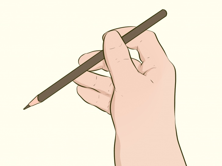Incredible Pencil Pencil Drawing Easy 3 Simple Ways To Hold A Pencil For Drawing - Wikihow Photo