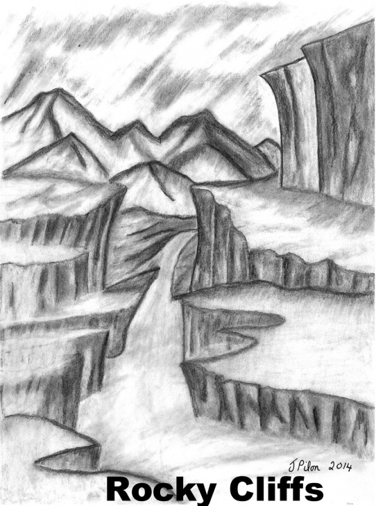 Incredible Pencil Sketch Drawing Of Nature Techniques Pencil Drawing Scenery Pictures And Sketch Drawing Nature Nature Photos