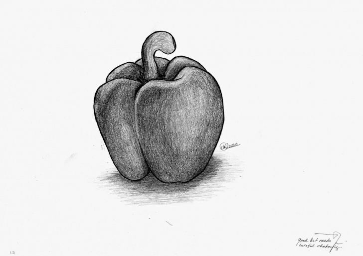 Incredible Pencil Sketches Of Fruits And Vegetables Tutorial Fruits And Vegetables Sketch At Paintingvalley | Explore Pics