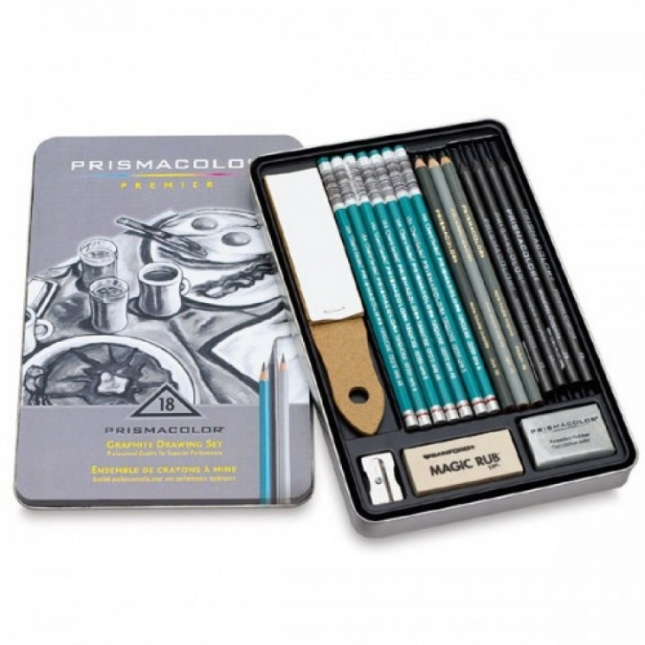 Incredible Prismacolor Graphite Set Courses Craft Products Supplier : Art & Craft Paper,color Products Pic