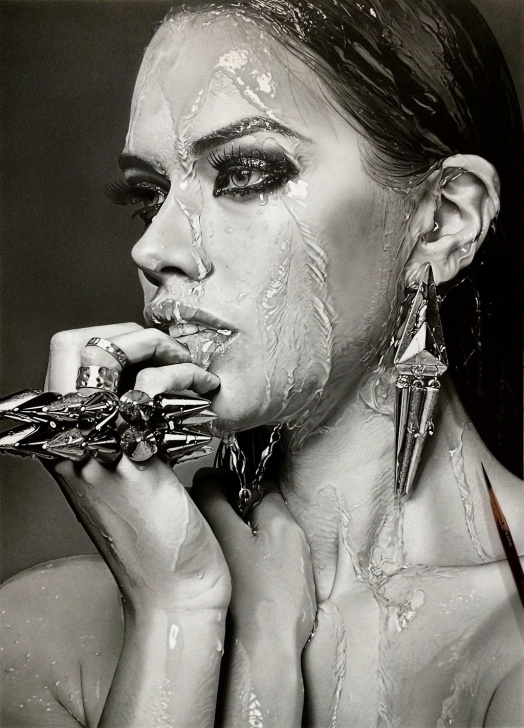 Incredible Realistic Pencil Sketch Courses Hyper Realistic Pencil Drawings By Kohei Ohmori Picture