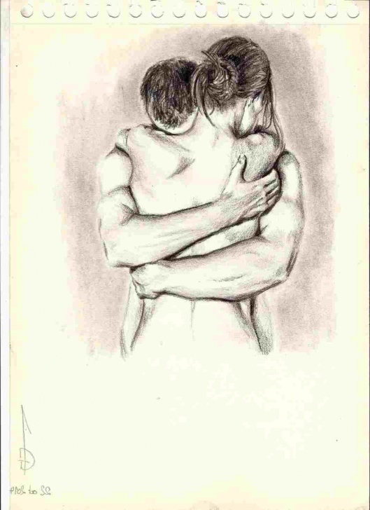 Incredible Romantic Couple Sketch Techniques for Beginners Romantic Couple Pencil Sketches Image