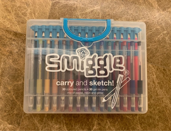 Incredible Smiggle Carry And Sketch Techniques Smiggle Carry & Sketch 顏色筆 Photo