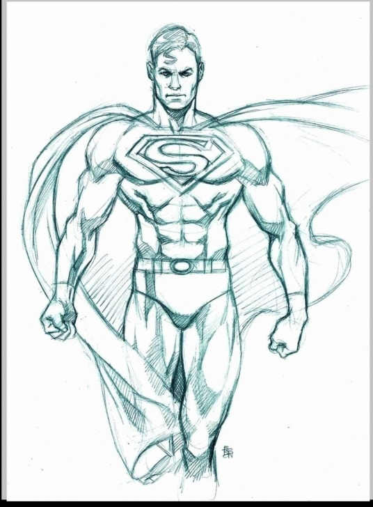 Incredible Superman Drawing In Pencil for Beginners Easy Pencil Shading Drawings Of Nature - Drawingsketch Photo