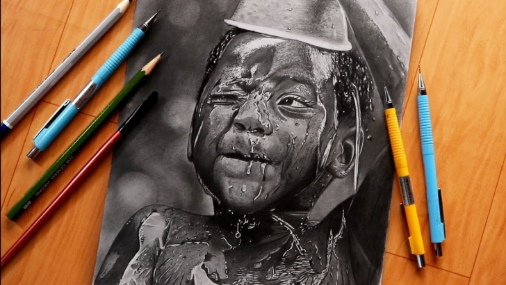 Incredible The Most Realistic Drawing Lessons My Most Hyper Realistic. Drawing ? Images