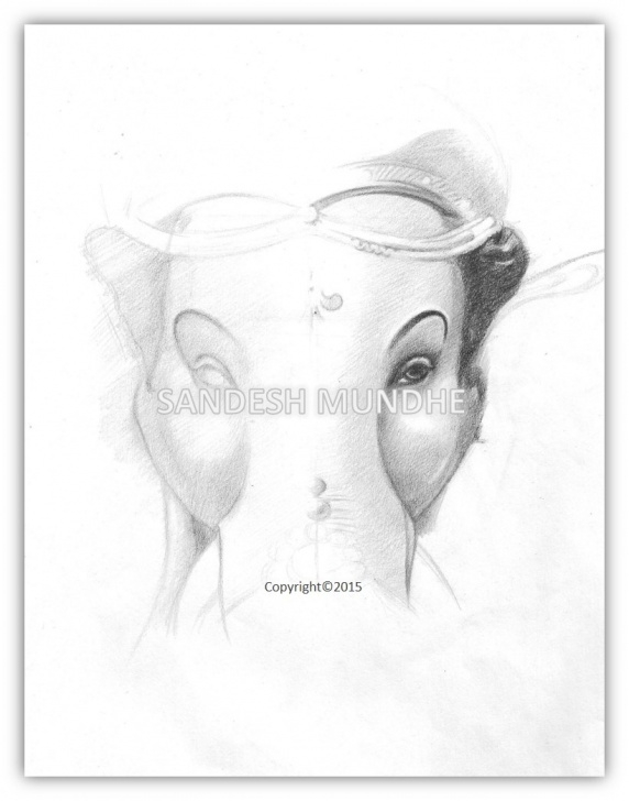 Incredible Vitthal Pencil Sketch Step by Step Artist- Sandesh Mundhe: Random Pencil Sketch Pic