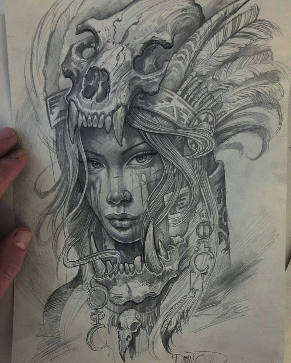 "Inspiration Aztec Pencil Drawings Simple World Of Pencils On Instagram: ""Check Out This Pencil Drawing By Photos"