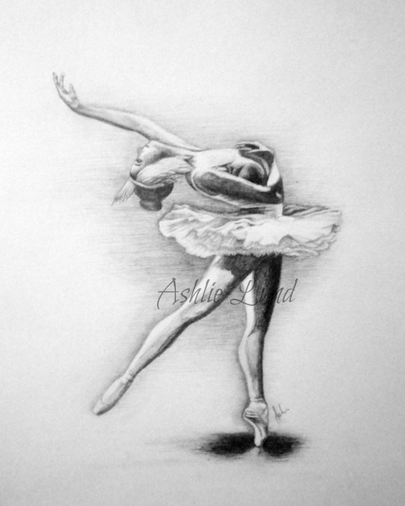 Inspiration Ballerina Pencil Drawing Simple Ballerina Sketch Drawing At Paintingvalley | Explore Collection Image