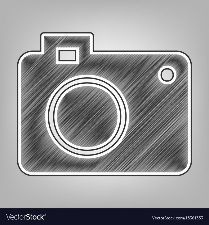 Inspiration Camera Pencil Sketch Techniques for Beginners Digital Camera Sign Pencil Sketch Photo