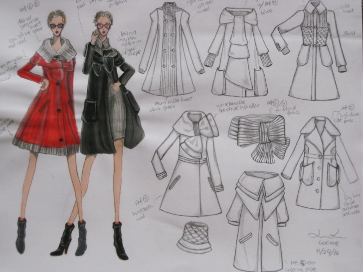 Inspiration Fashion Illustration Pencil Sketches Simple Fashion Illustration- Pencil Sketches By Luanne Lu At Coroflot Photos