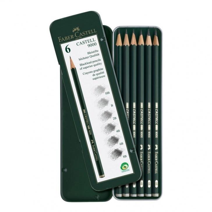 Inspiration Graphite Pencil Order Courses Faber-Castell 9000 Graphite Pencil Sets Photo