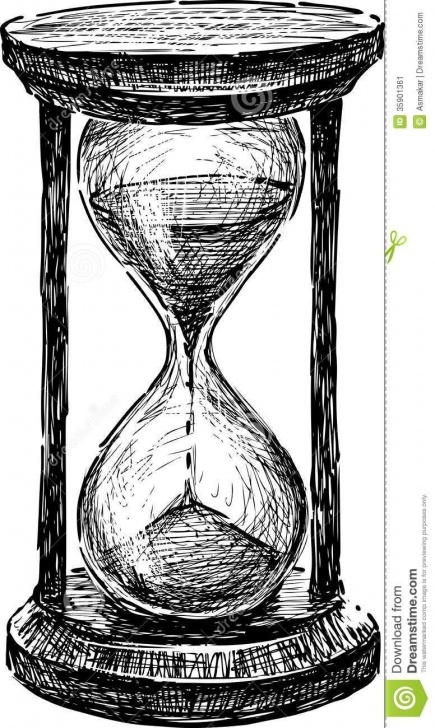 Inspiration Hourglass Pencil Drawing Step by Step Hourglass Stock Image - Image: 35901361 | Artsy Stuff And Things Pictures