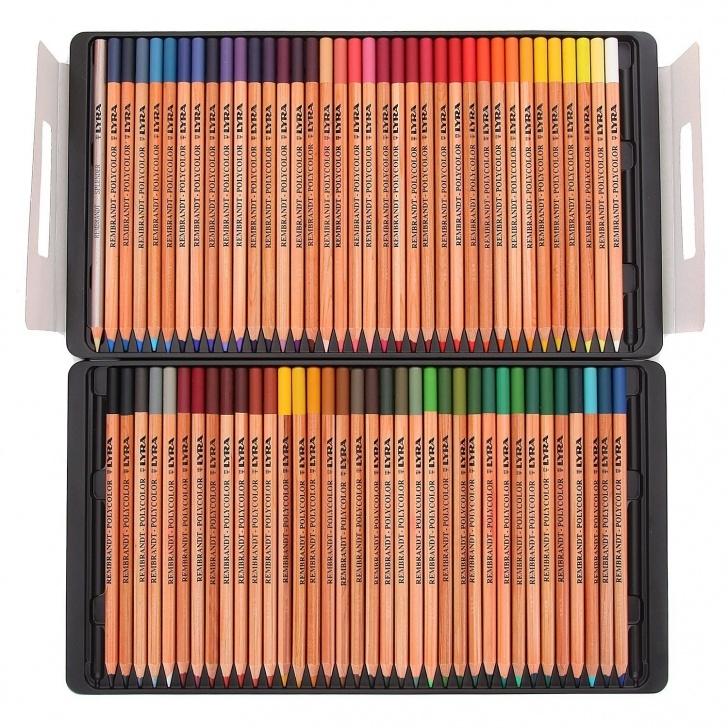 Inspiration Lyra Art Pencils Easy Amazon : Lyra Rembrandt Polycolor Art Pencils, Set Of 72 Pic